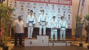 Championnat Benjamin 77 @ DOJO JACQUES BIDARD