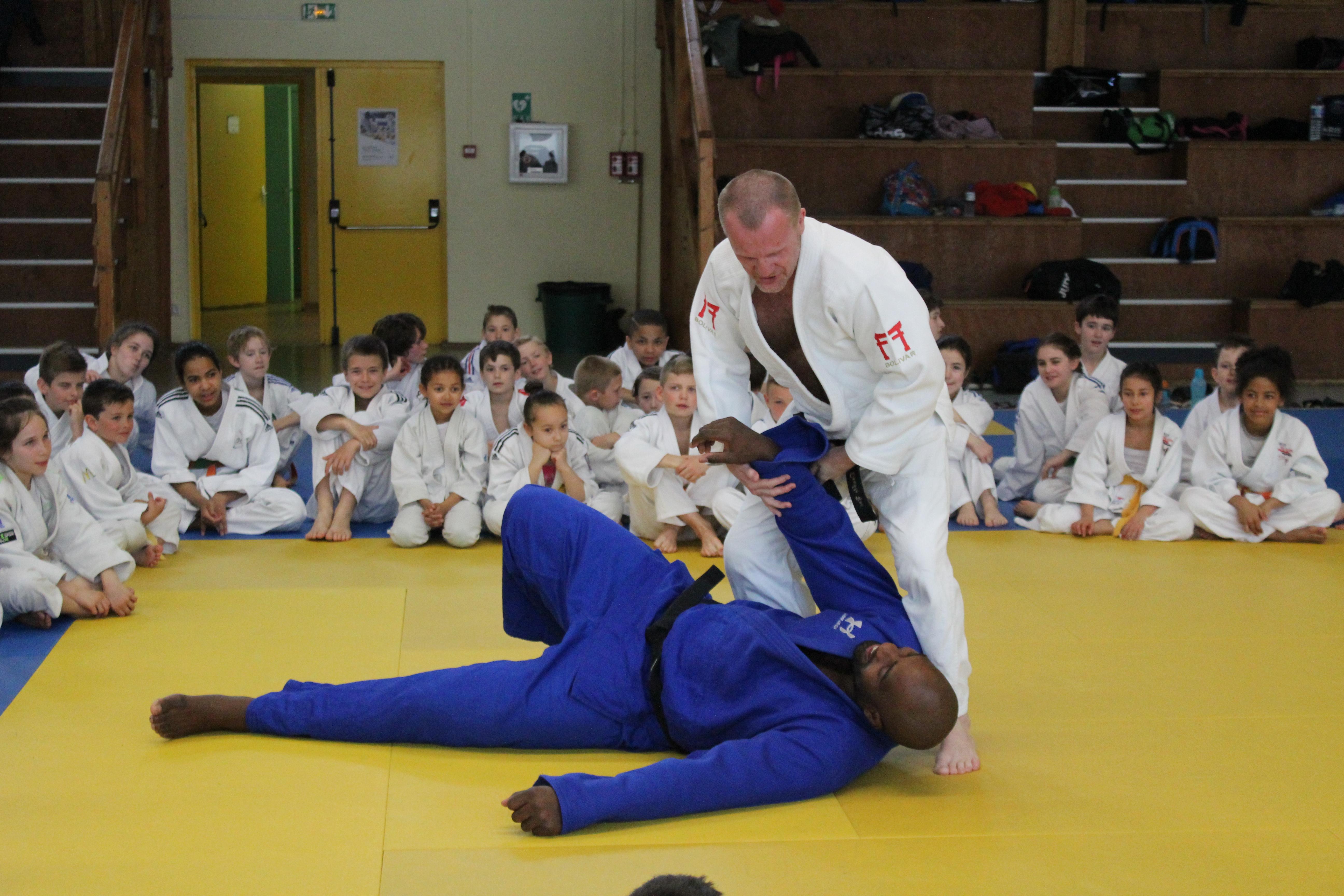 tableau rencontre judo